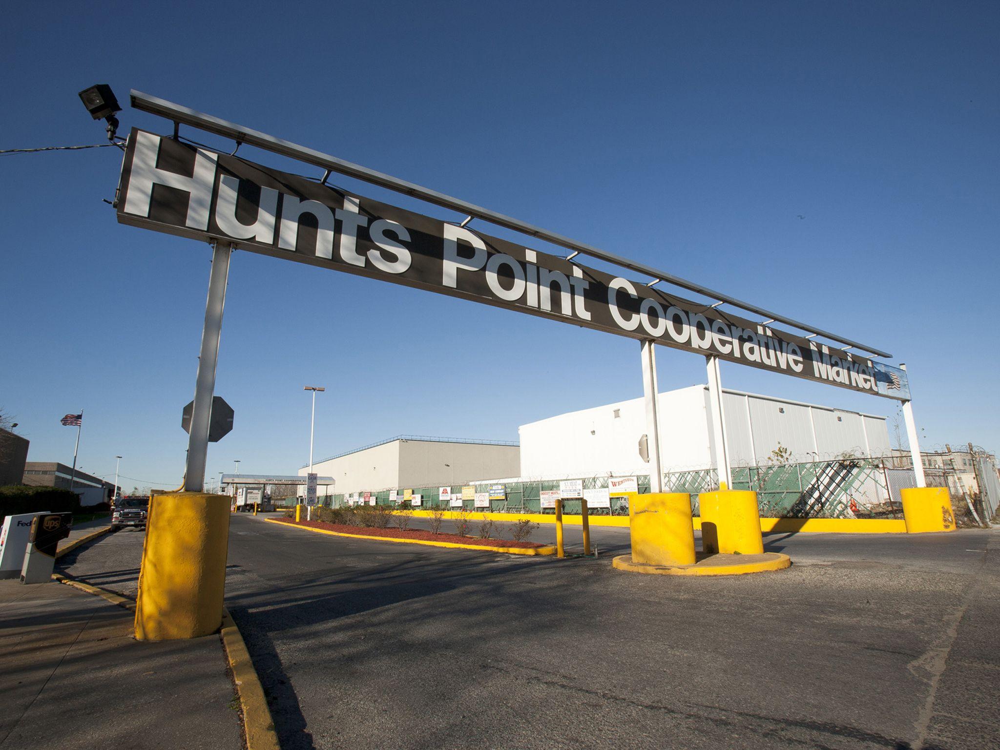 Hunts Point, Bronx - Wikipedia